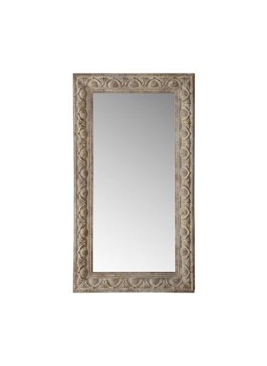 Warm Design Çerçeveli Ayna Kahve